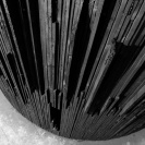 <p>Chimney<br />height 6 m, diametre 5 m / 2011</p>