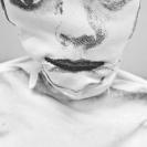 <p>[Self]-portrait<br />38x38 cm, lithography&nbsp;/ 2011</p>