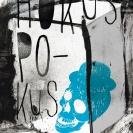 <p>Hokus pokus<br />100x70 cm, druk cyfrowy, pigmentowy / 2011</p>