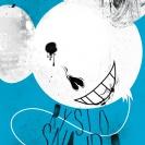 <p>Rysio Snajper<br />100x70 cm, druk cyfrowy, pigmentowy / 2011</p>