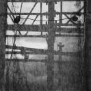 <p>Targowisko 09<br />105x105 cm, druk cyfrowy, pigmentowy / 2011</p>
