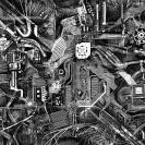 <p>Inside, Outside<br />180x240 cm, digital printing</p>
