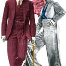 <p>Selected costume design, mixed media / 2011<br />&nbsp;</p>