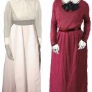 <p>Selected costume design, mixed media / 2011</p>